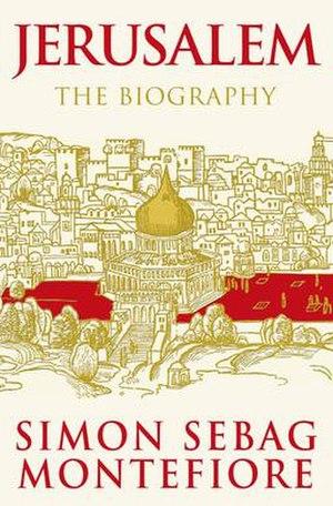 Jerusalem: The Biography - Image: Jerusalem The Biography cover