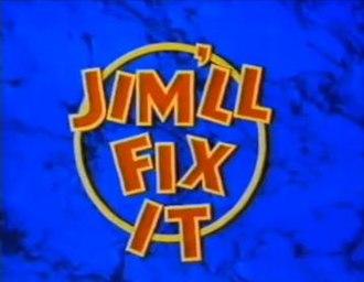 Jim'll Fix It - 1986 series titles