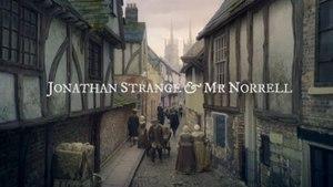 Jonathan Strange & Mr Norrell (miniseries) - Image: Jonathan Strange & Mr Norrell TV series titlecard