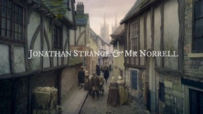 Picture of a TV show: Jonathan Strange & Mr Norrell