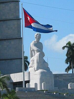 José Martí Memorial - Image: Josemarti monument