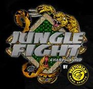 Jungle Fight - Image: Jungle Fight Logo