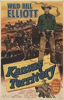 <i>Kansas Territory</i> (film) 1952 film by Lewis D. Collins