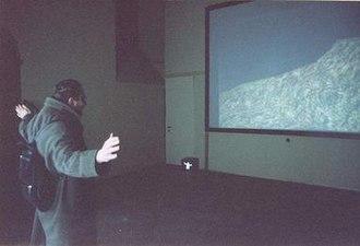 Myron W. Krueger - Image: Krueger Small Planet Mediartech 98