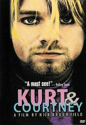 Kurt & Courtney - Image: Kurtandcourtneydvd