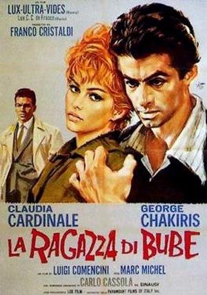 La ragazza di Bube (film) - Original film poster