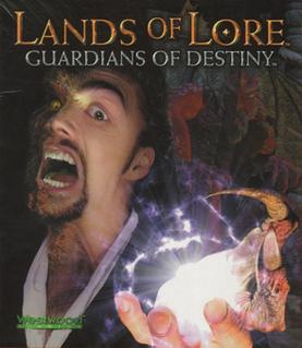 <i>Lands of Lore: Guardians of Destiny</i> 1997 video game