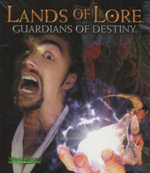 Lands of Lore: Guardians of Destiny - Image: Lands of Lore II Guardians of Destiny