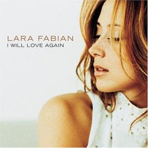 I Will Love Again - Image: Lara fabian i will love again