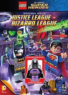 Lego DC Comics Super Heroes vs Liga de la Justicia Bizarro Liga Cover.jpg