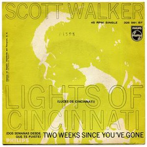 Lights of Cincinnati - Image: Lights of Cincinnati sleeve