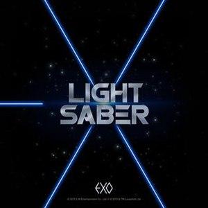 Lightsaber (song) - Image: Lightsaber Cover