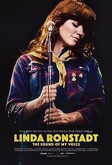 Poster for Linda Ronstadt: The Sound of My Voice