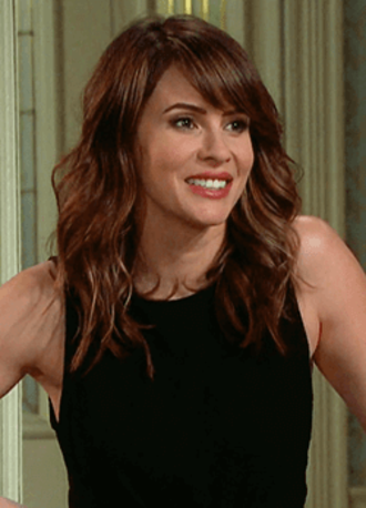 Sarah Horton - Linsey Godfrey as Sarah Horton