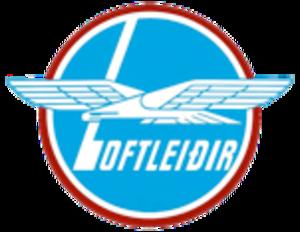 Icelandic Airlines - Image: Loftleidir logo