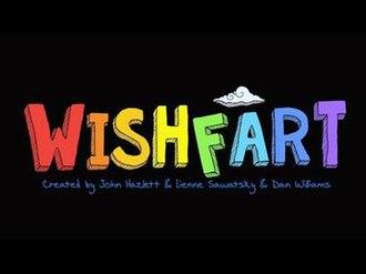 Wishfart - Image: Logo of wishfart, Teletoon, 2018