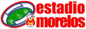 Estadio Morelos - Image: Logotipo Estadio Morelos