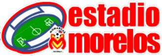 Estadio Morelos - Image: Logotipo Estadio Morelos