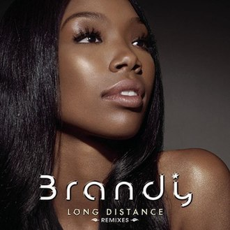 Brandy — Long Distance (studio acapella)