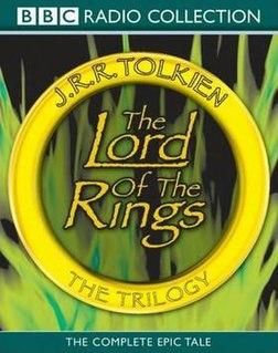 <i>The Lord of the Rings</i> (1981 radio series) 1981 British radio drama series