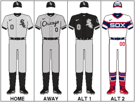 new styles 924d6 a3a60 Chicago White Sox - Wikipedia