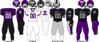 2010 TCU Horned Frogs football team - Image: MWC Uniform TCU 2010