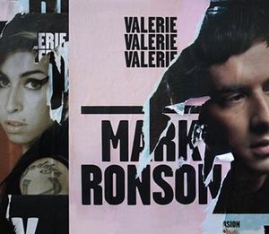 Valerie (The Zutons song) - Image: Mark Ronson Valerie