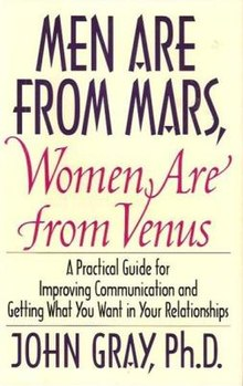 Men Are from Mars, Women Are from Venus - Wikipedia