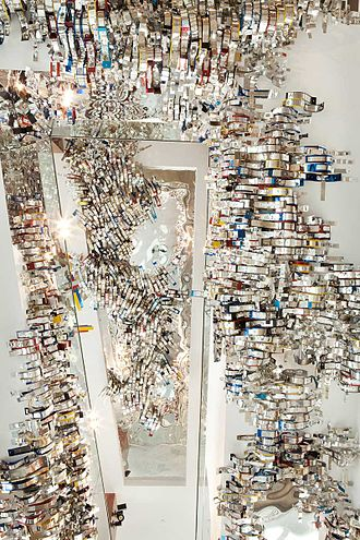 "Sharon Louden - ""Merge"" - University of Connecticut, Storrs, CT - 2013"