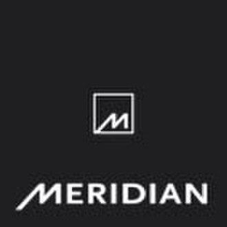 Meridian Audio - Image: Meridian lockup 160