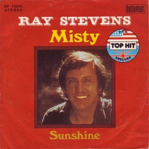 Misty (song) - Image: Misty Ray Stevens