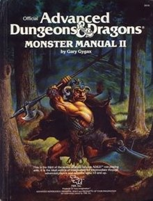 monster manual ii wikipedia rh en wikipedia org 5th Edition Monster Manual PDF 5th Edition Monster Manual PDF