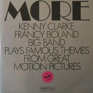 More (Clarke-Boland Big Band album) - Image: More (CBBB album)