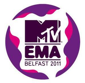 2011 MTV Europe Music Awards - Image: Mtvema 2011
