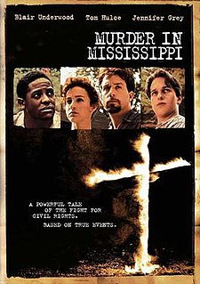 <i>Murder in Mississippi</i> 1990 television film directed by Roger Young