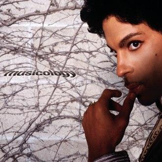 Musicology (album) - Image: Musicology Cover