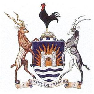 Mutare - Image: Mutare Coat of Arms