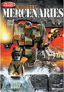 mechwarrior 4 mercenaries wikipedia
