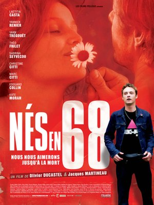 Born in 68 - Film poster