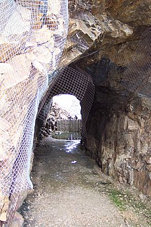 2006 Photo Of The Needle S Eye Tunnel Near The Summit Of