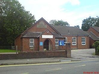 New Inn - Image: New inn church hall