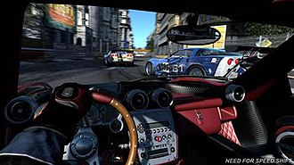 Need for Speed: Shift - In-game screenshot