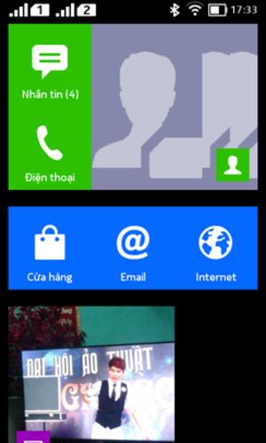 Nokia X platform - Image: Nokia X platform