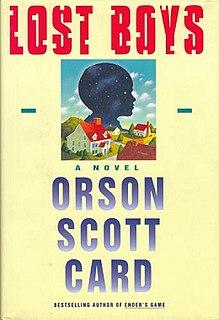 <i>Lost Boys</i> (novel)