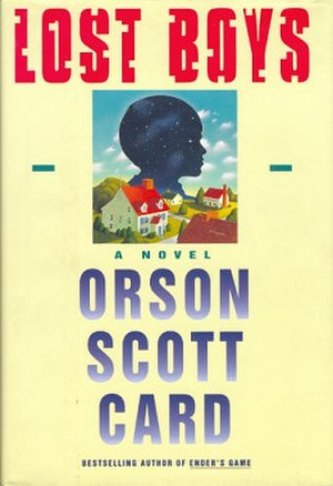 Lost Boys (novel) - First edition cover
