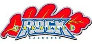 Oakville Rock - Image: Oakville Rock Logo
