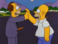 Herb & Homer meet for the first time