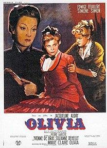 оливия тревиль фильмы