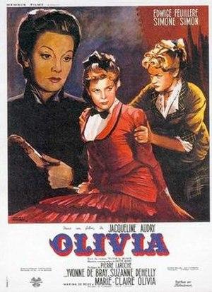 Olivia (film) - Movie poster