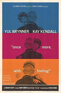 <i>Once More, with Feeling!</i> 1960 film by Stanley Donen